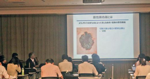 悪性黒色腫に対する最新ウイルス療法の医師主導治験を開始イメージ3